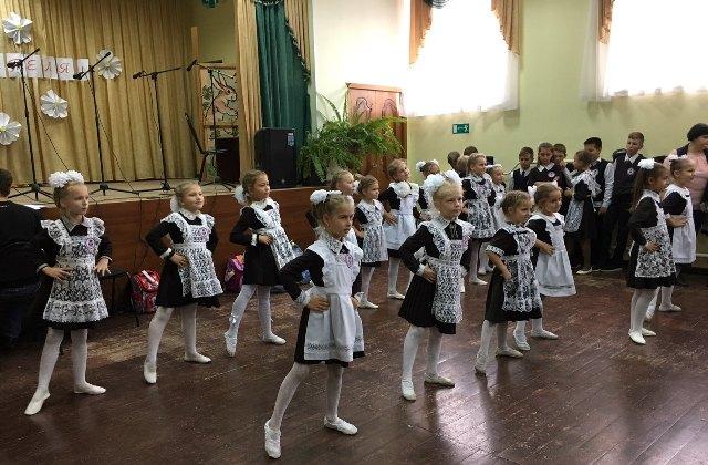 4 октября в Федосеевском КДЦ состоялся праздничный концерт ко Дню учителя!